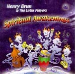 SPIRITUAL AWAKNGS CD COVER